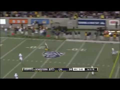 Ibraheim Campbell Game Highlights vs California 2013 video.