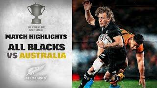 New Zealand v Australia Rd.1 2021 Bledisloe Cup video highlights | Rugby Video Highlights