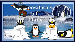 Prepositions of place, Free English Video Lessons