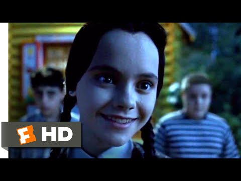 Addams Family Values (1993) - The Happy Hut Scene (6/10) | Movieclips