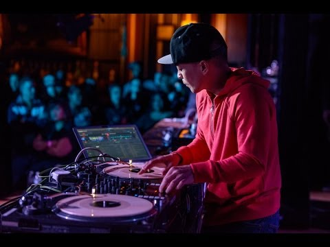 DJ - DJ QBert | 2014 DMC NYC Regional | Showcase | Christie Z-Pabon [Producer & Event Coordinator] | Marilyn Alonzo [DMC USA Executive Assistant] | Hosted by Lord...