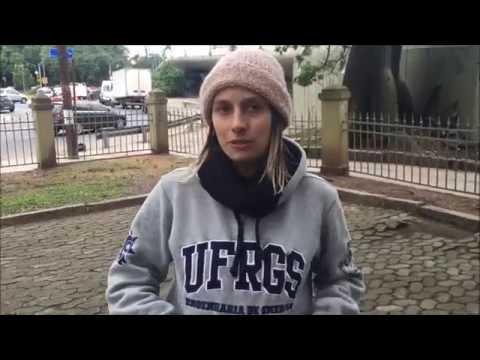O medo que ronda o campus da Ufrgs em Porto Alegre
