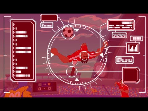 Supa Strikas - Season 5 Episode 61 - The Determinator   Kids Cartoon