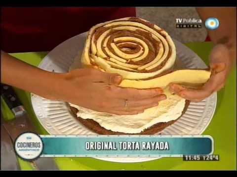 Torta rayada
