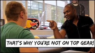 Getting Owned By Top Gear Presenter Rory Reid by Car Throttle