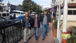 SAMSUN'DA ADLİYE PERSONELİNE FETÖ GÖZALTISI