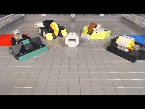 Lego Battlebots Season 3 Championship
