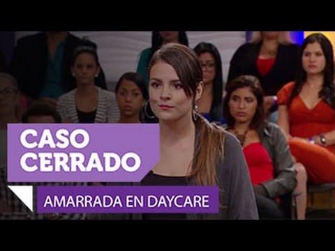 Video Amarrada en daycare | Caso Cerrado | Entretenimiento download in MP3, 3GP, MP4, WEBM, AVI, FLV February 2017