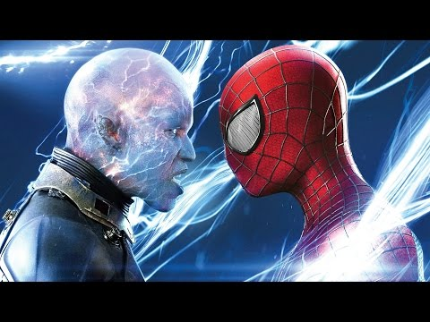 Amazing Spiderman 2- Epic Tribute [Hans Zimmer-An Ideal Of Hope] 1080-HD