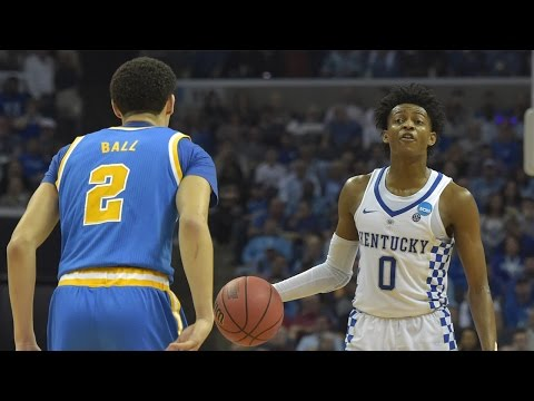 UCLA vs. Kentucky: Extended Game Highlights (видео)
