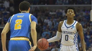 UCLA vs. Kentucky: Extended Game Highlights