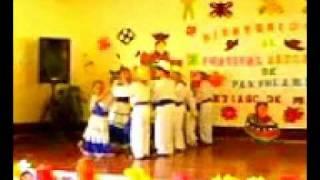 Folklor Salvadoreño 1° Lugar Festival Artistico De Parvularia Colegio Santa Clara De Asis