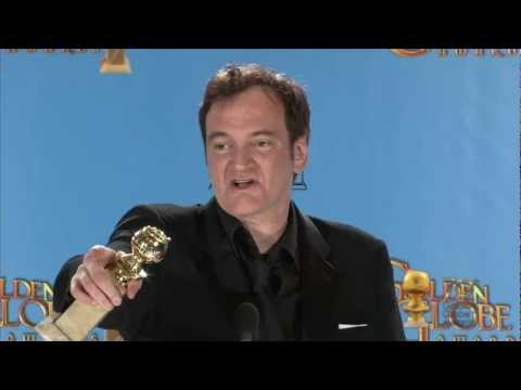 Golden Globes 2013: Quentin Tarantino Drops N-Word in the Press Room