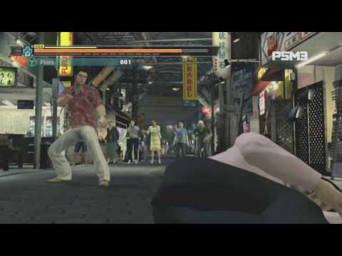 PSM3 Presents...The Best Heat Moves in Yakuza 3
