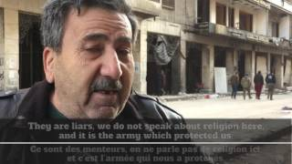 "SYRIA : Aleppo did NOT ""fall"". Aleppo was LIBERATED"