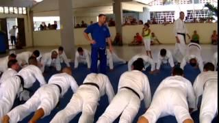 Kairon Ryu Seminary Cuba 2015
