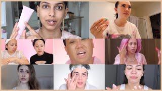 Video People DRAGGING Kylie Skin Products MP3, 3GP, MP4, WEBM, AVI, FLV Juni 2019