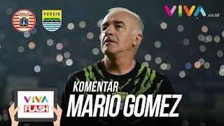 Video Komentar Nyinyir Mario Gomez Usai Persija vs Persib Ditunda MP3, 3GP, MP4, WEBM, AVI, FLV Juli 2018