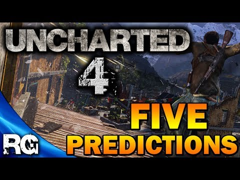 uncharted - Sharing 5 of my predictions with you on Uncharted 4. Follow me on Twitter: http://www.Twitter.com/RobinGaming Updates on my page: http://www.Facebook.com/Rob...