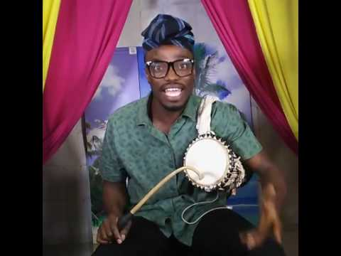 Talking Drum Online Class(Facebook Live  Version 1)