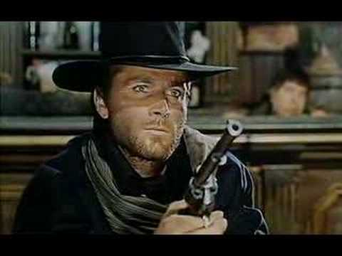 django - Trailer for Django (1966) Note that Taranatino is not doing a remake of this, he only takes the name of the main character, like dozens and dozens of Spaghet...