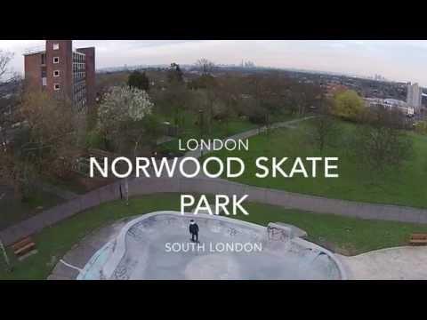 Blob Lands Norwood  Local Skate Park  NPSA