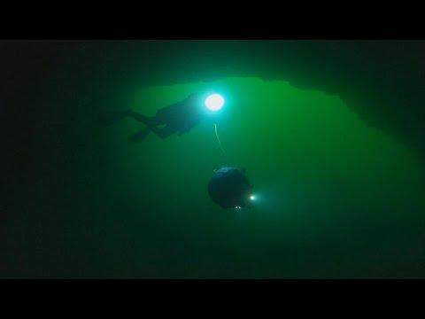 Ρομπότ εξερευνούν πλημμυρισμένα ορυχεία
