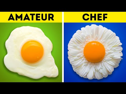 How To Cook Like a Chef || Recipes and Food Hacks