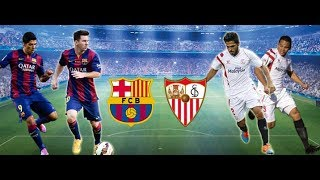 BARCELONA VS SEVILLA (1-2) BABY SOCCER SERIES 1 SUBSCRIBE:- https://youtu.be/w8IcAxCSKzY Full match Gameplay ...