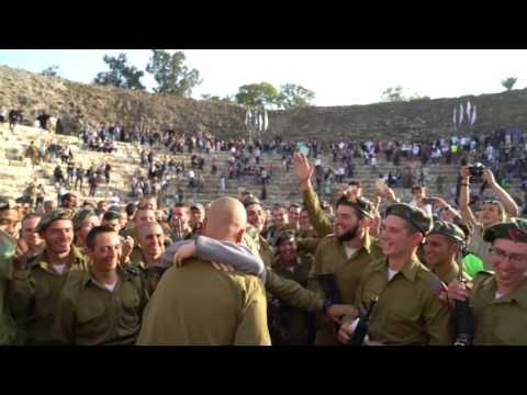 La demande en mariage originale d'un soldat de Tsahal