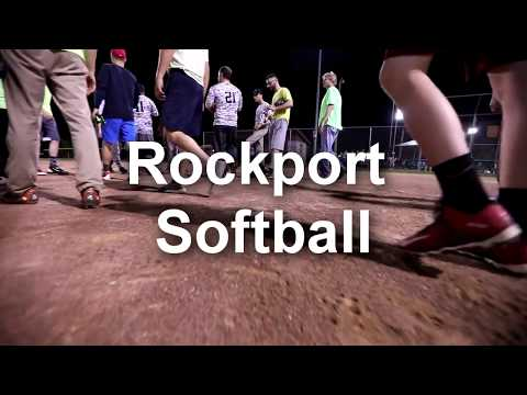 Rockport Softball - (another b-roll practice)