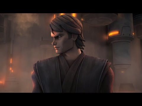 The Dark Side Of Anakin Skywalker