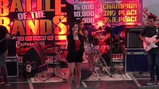 North Lodgers - Anak and Rolling in the Deep Cover (IUBC Battle of the Bands 2018) -  CHAMPION!