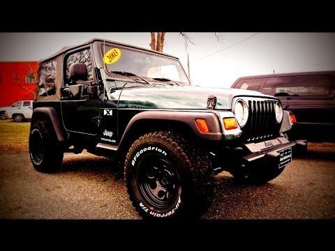 Jeep x 2003 снимок