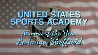 Sheffield (AL) United States  city photos gallery : USSA Alumna of the Year 2016 - LaTanya Sheffield