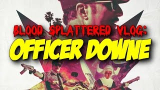 Nonton Officer Downe  2016    Blood Splattered Vlog  Action Movie Review  Film Subtitle Indonesia Streaming Movie Download