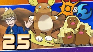Pokémon Sun and Moon - Episode 25 | Molayne and the Observatory! by Munching Orange