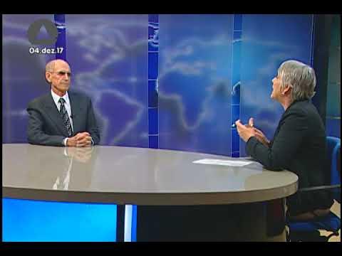 Bonifácio Mourão: entrevista para o programa Mundo Político, da TV Assembleia