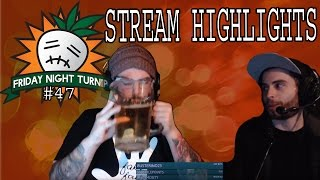 Friday Night Turnip  47 Highlights ft. Westballz, Army, Mike Haze