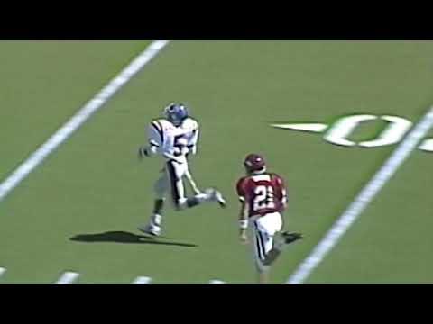 Ole Miss Football: Flashback Friday - vs. Arkansas (1990)