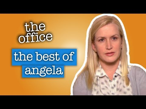 The Best of Angela  - The Office US (видео)
