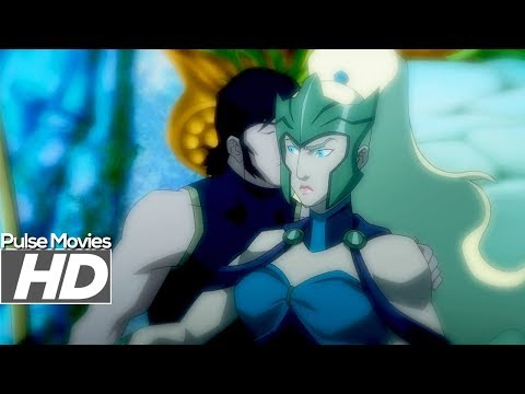 Ocean Master argues with Atlanna