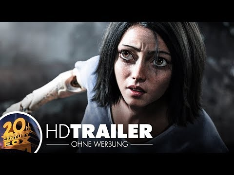 Alita: Battle Angel | Offizieller Trailer 1