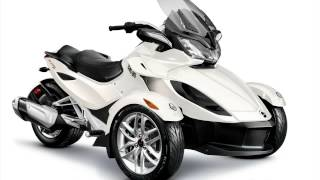 10. canam spyder rts 2015 model