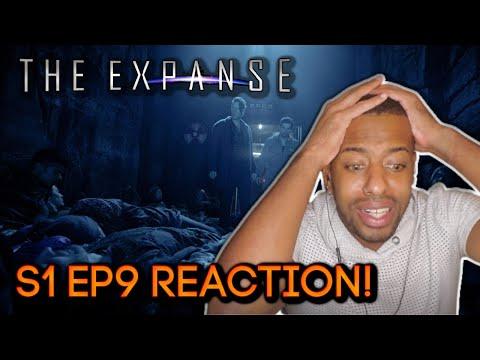💥 The Expanse Season 1 Episode 9 'Critical Mass' REACTION!