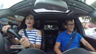Video Selebriti On The Way Luna Maya & Sandiaga Uno #1 : Calon Terkaya MP3, 3GP, MP4, WEBM, AVI, FLV Mei 2018