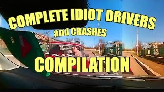 Video BEST FAILS - Complete Idiot Drivers Compilation -15 Minutes MP3, 3GP, MP4, WEBM, AVI, FLV September 2019