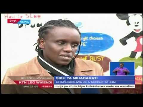 Kenya yajiunga na dunia kuadhimishi siku ya kupambana na uraibu wa mihadarati