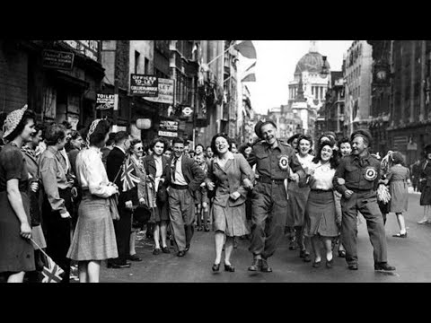 VE Day: How Great Britain celebrated 75 years ago