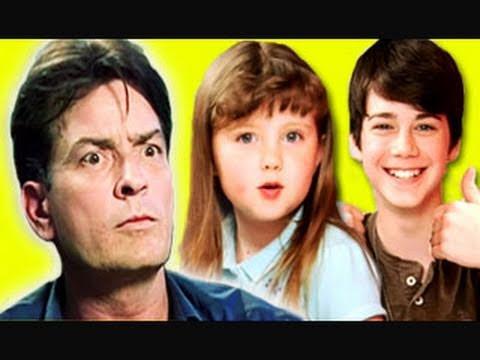 Děti reagují na Charlieho Sheena
